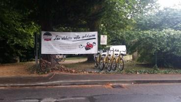 SoliCycle Orsay atelier vélo solidaire tous les jeudi 10h à 17h