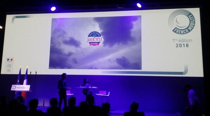 Lauréat du prix French Mobility