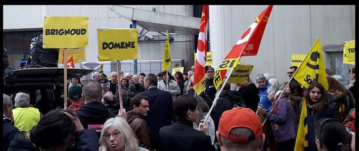 Défense des bureaux de Poste du Grésivaudan : RDV le 12/01 à 10h rue maréchal Lyautey à Grenoble pour mettre la pression à la direction !
