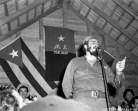 Viaje del Dr. Fidel Castro Ruz, a la provincia de Oriente, visita Niquero.