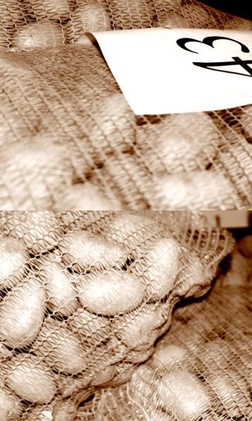 Patatas que no deben faltar en ninguna alimentación y que abundan en el Banco. MARTA LASA
