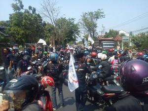 buruh PPMi demo