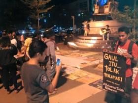 Kampanye Kreatif Tolak Reklamasi Pesisir Makassar