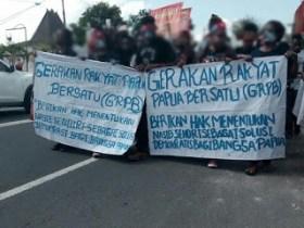 Papua Tuntut Hak Menentukan Nasib Sendiri