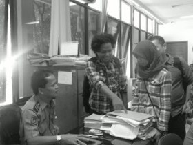 Temukan pelanggaran, peserta magang laporkan PT Nanbu Plastics Indonesia