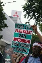 Perusahaan Gudang Spare Part Mitsubishi Dinilai Berangus Serikat Pekerja