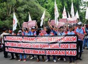 Sengketa PKWT di PT Ichikoh Indonesia Berujung ke Kepolisian