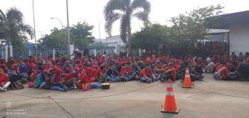 Buruh AICE Bersiap Mogok Setelah Perundingan Gagal