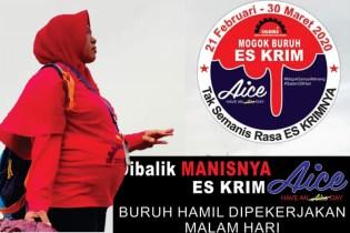 Kondisi Kerja Buruh Hamil di Pabrik Es Krim Aice: Keguguran dan Bayinya Meninggal