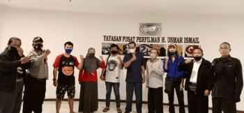 """Suarakan """"Cari Uang Harus Punya Hati"""", Buruh AICE Mengadu ke PARFI"""