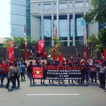 Buruh Laporkan Hakim PHI Bandung ke Komisi Yudisial
