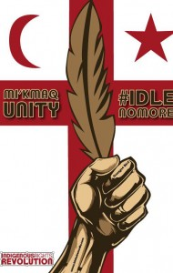 idle no more mikmaq