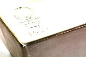 Rohstoff Silber