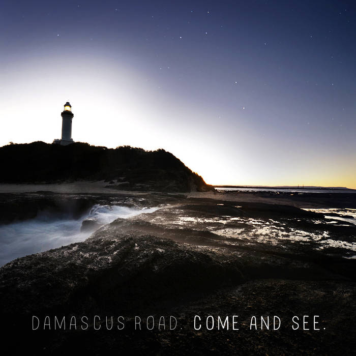 Cover art for Damascus Road EP Come and See