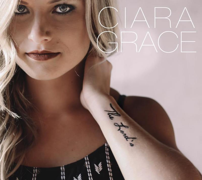 Ciara Grace Carter album cover for The Lord's
