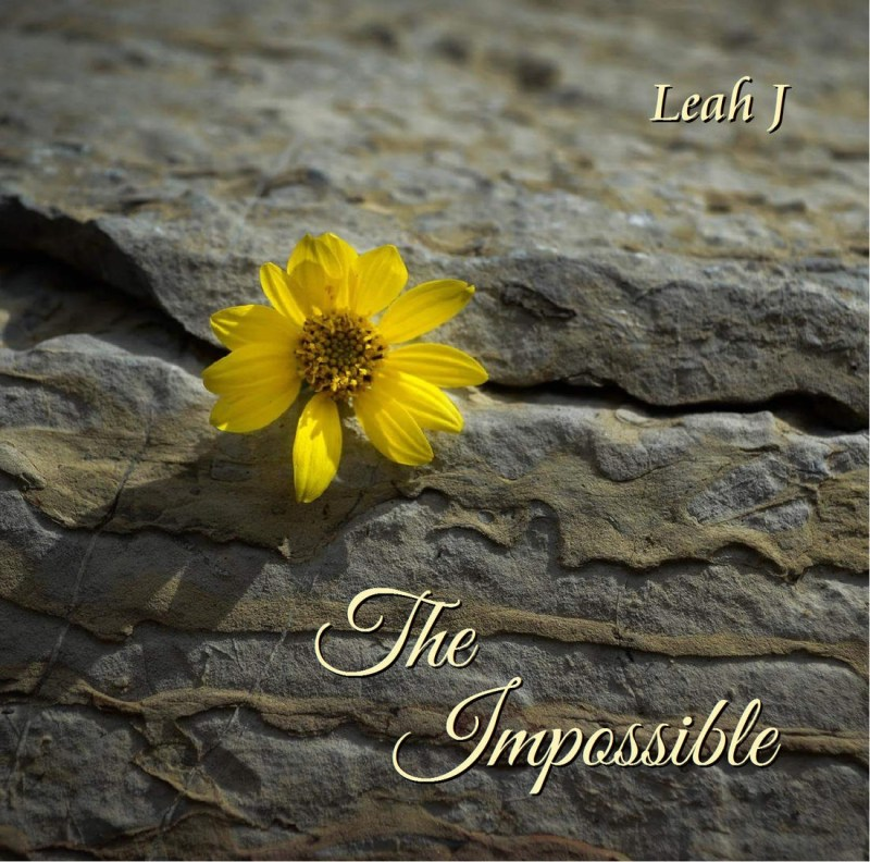 Album cover for Leah J The Impossible