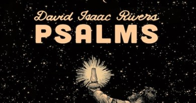 Album Cover for David Isaac Rivers Psalms