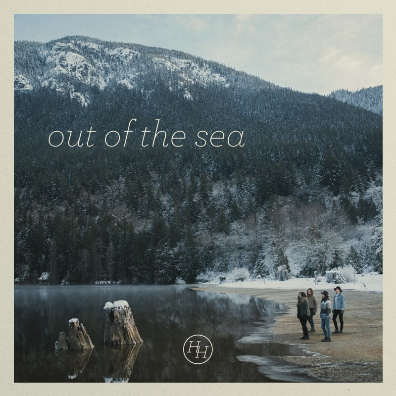 Album Cover for Heritage Hill - out of the Sea