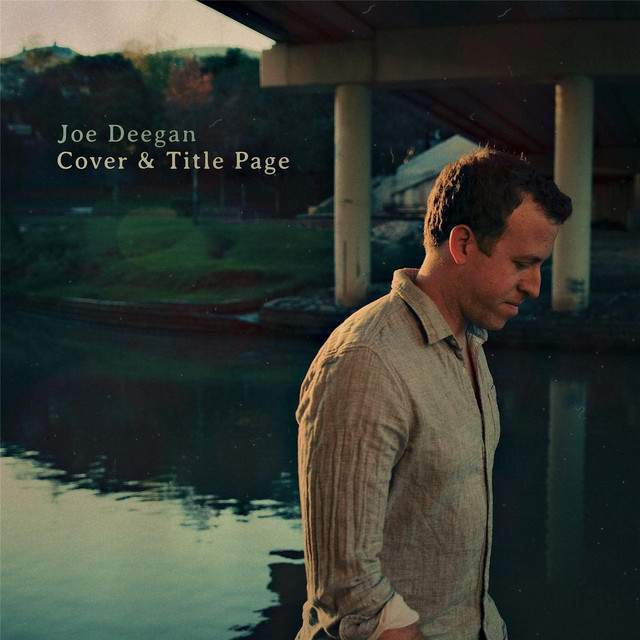 Album image for Joe Deegan's Cover and Title Page