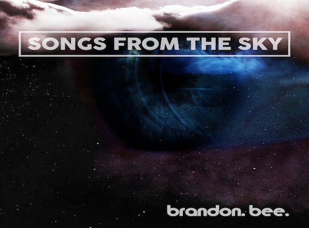 To some, it may seem like the process of creating music, or art, seems to happen magically or fall out of the sky, but with the new album from Brandon Bee, Songs From the Sky, this is clearly a labor of love and development. In briefly chatting with Brandon Bee about this album, while he spent just a few weeks in writing and production, this is the result of having produced around 300 different projects and playing almost 1000 live shows to date. When talent is this well honed, it would seems as if things fall out of the sky or magically appear, but is the result of perseverance, faith, and of the relationship between a man and his God.