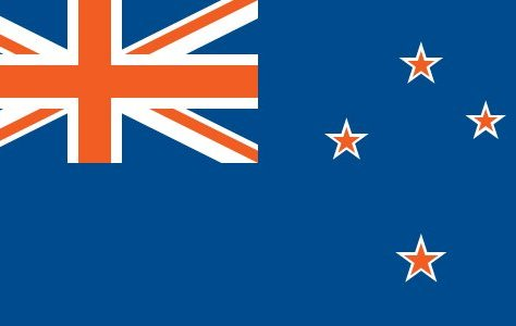 New Zealand flag - View our study abroad partners in NZ