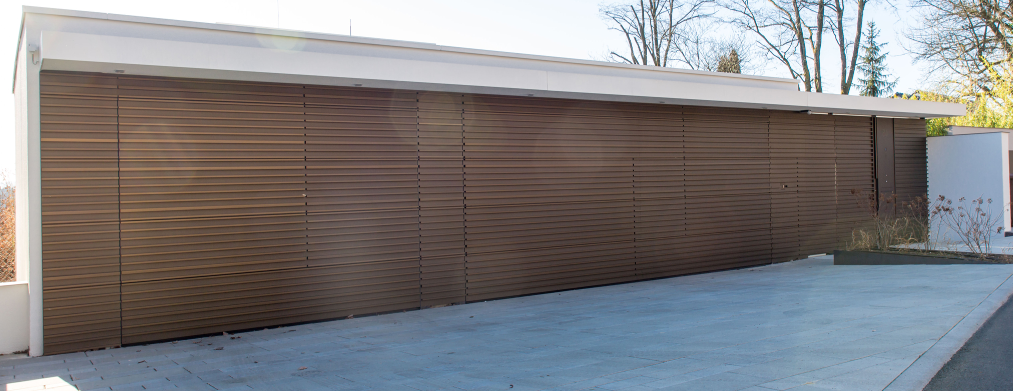 Carriage House Garage Door, Carriage House, Custom Wood Door, Fencing, Faux  Wood