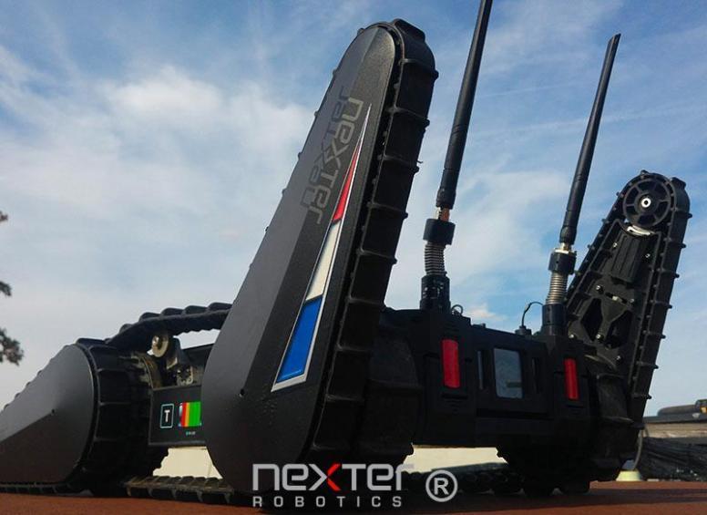 Robot Nexter Robotics Nerva