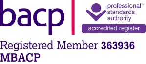 BACP Registered Member 363936