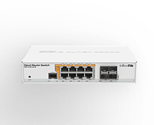 Mikrotik Cloud Switch