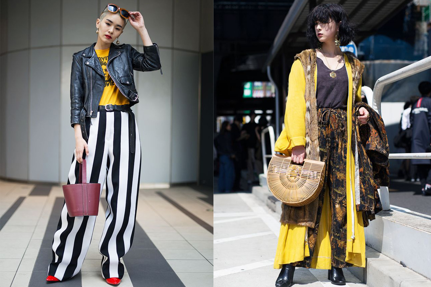 6 Japanese Fashion Trends Taking Over Tokyo
