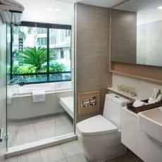 Bathroom, Grand Deluxe Pool