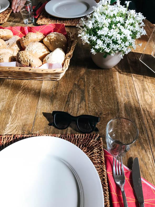 Blogwandeling met Verwonderhoekje in Kerniel, Borgloon. Lunch in de Pastorie.