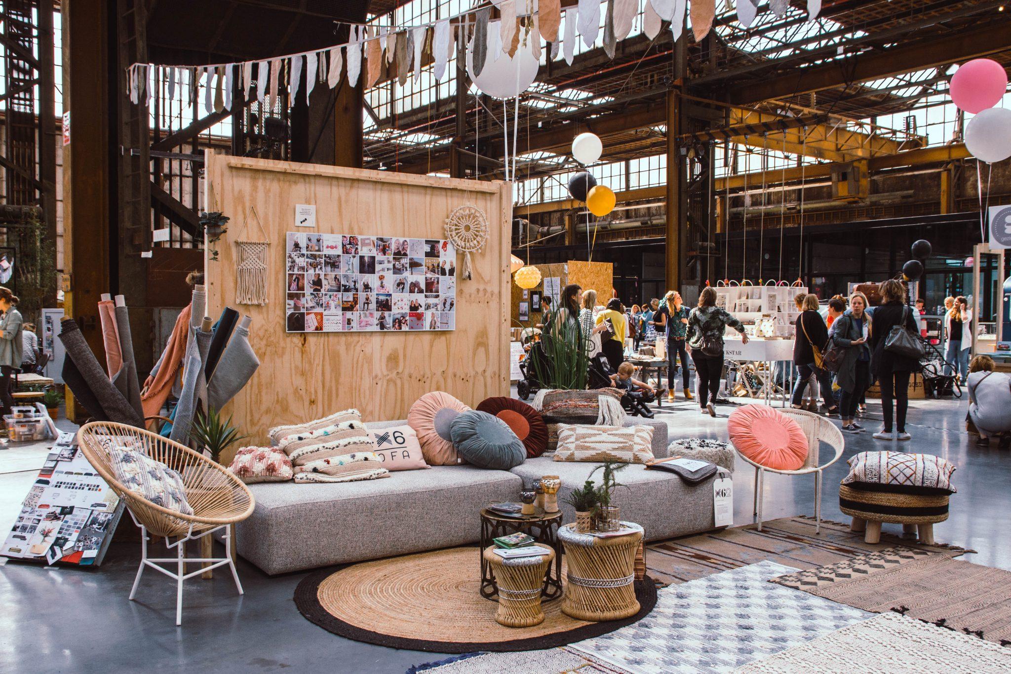 De Werkspoorkathedraal in Utrecht: een creatieve ontmoetingsplek en unieke eventlocatie