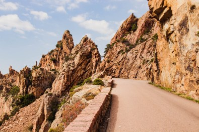 Calanques de Piana. Corsica, Corse.