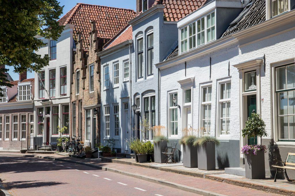 Middelburg. Zeeland. Nederland.