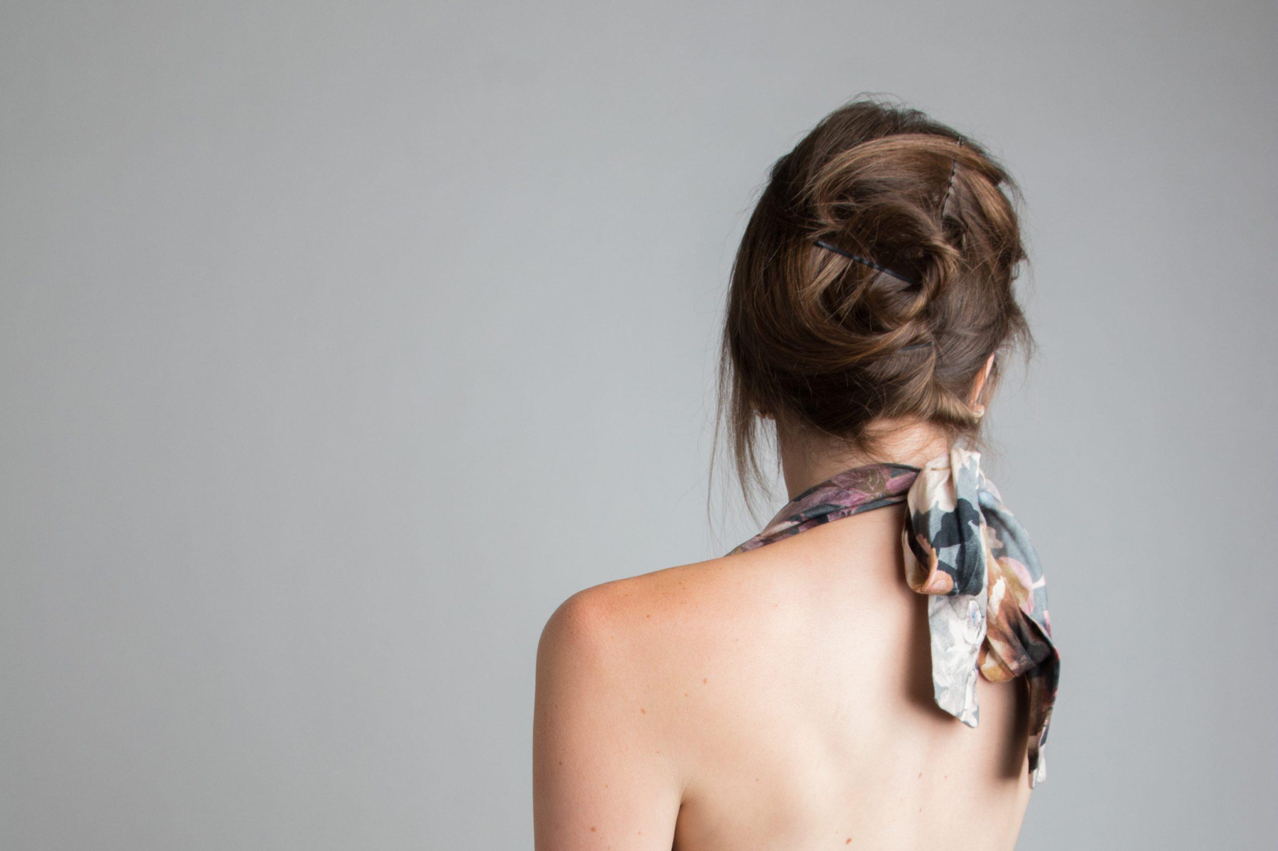 OOW #9: Mijn eerste jurk met een open rug