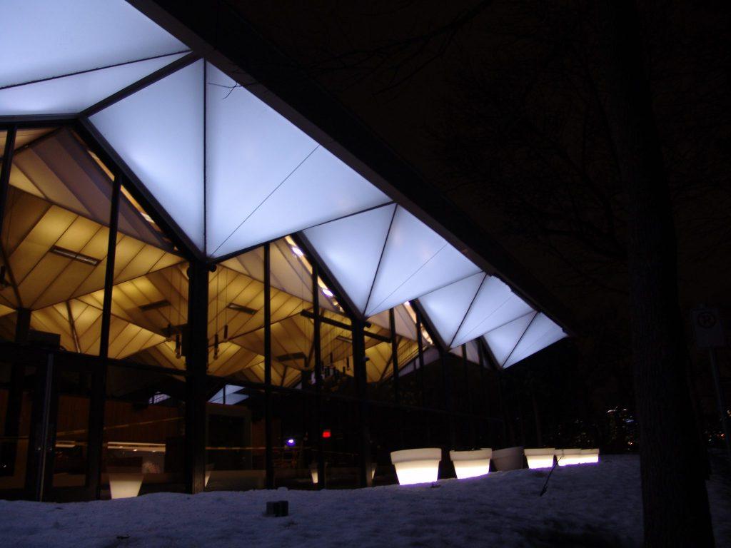 Pavillon du Canada, Île Notre-Dame