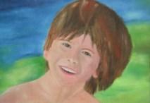 """""""Josh"""", 2014, 70 cm x 50 cm"""