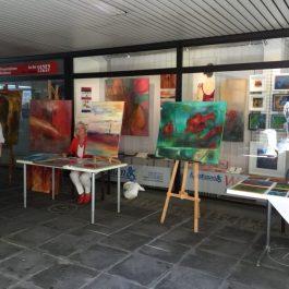 Kunstverein Godesberg, Sommerkunstmarkt 2015