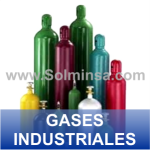 GASES INDUSTRIALES WWW.SOLMINSA.COM TELEFONO 2522207