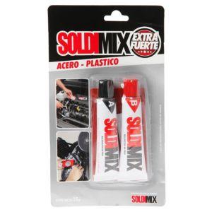 Adhesivo extra fuerte Soldimix 35 gr SOLDIMIX WWW.SOLMINSA.COM TELEFONO 2522207