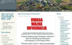 Więcej o: PROW 2007 – 2013