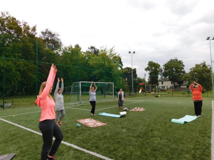 Fitnes Grzegorzew IV zajęcia 080