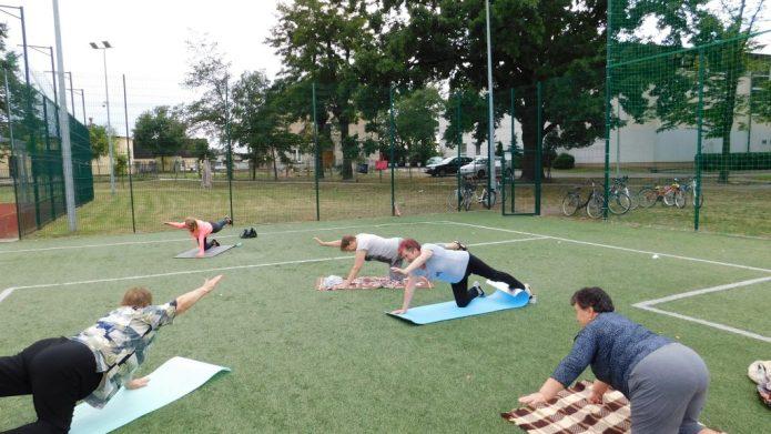 Fitnes Grzegorzew IV zajęcia 175