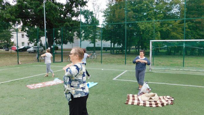 Fitnes Grzegorzew IV zajęcia 224