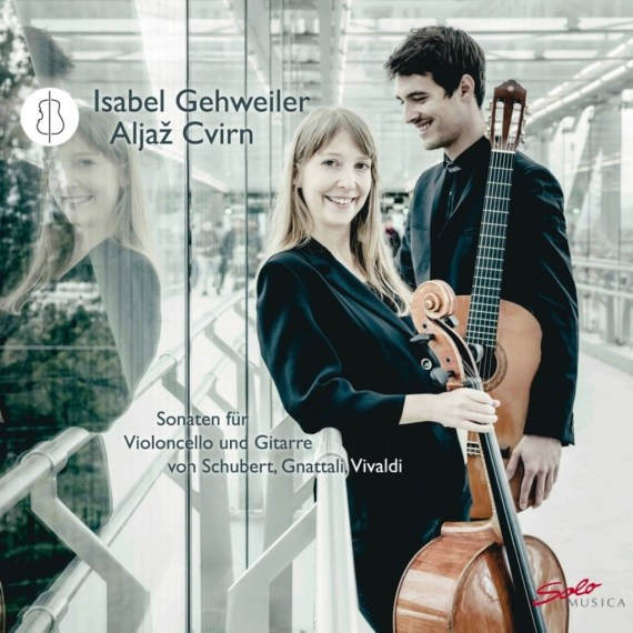 Gehweiler / Cvirn: Sonaten Für Violoncello und Gitarre