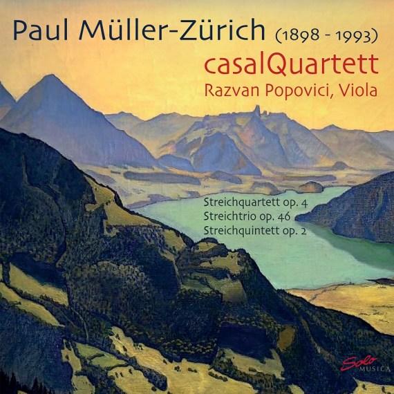 Casal Quartett – Paul Müller-Zürich