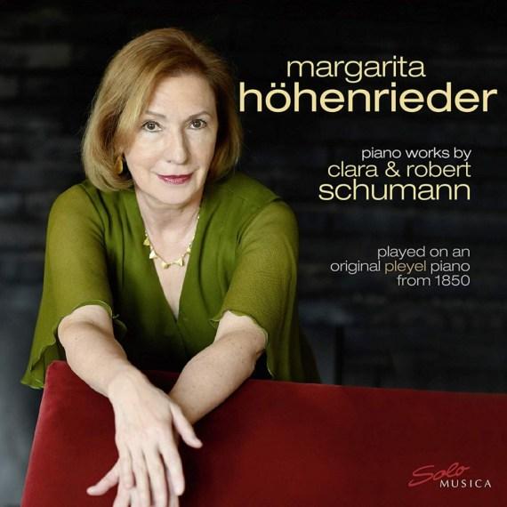 Höhenrieder Titel: Piano Works By Clara & Robert Schumann
