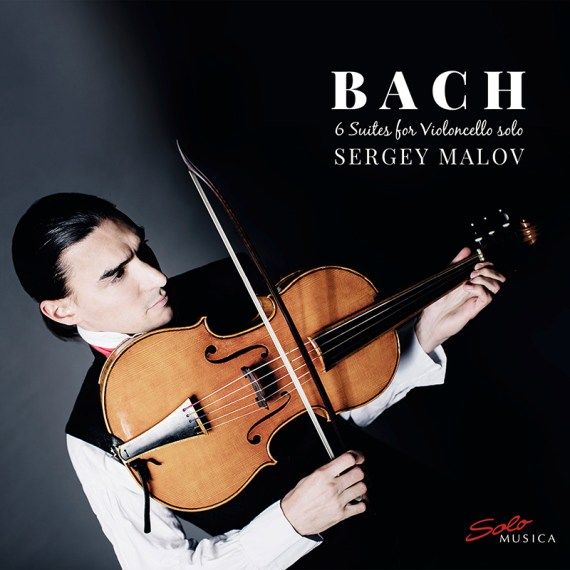 Sergey Malov – Bach, 6 Suites for Violoncello solo