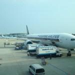 SQ16 Singapore-Seoul/Incheon Jul 20, 2012